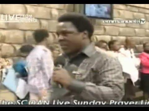 SCOAN 03/08/14: Prayer Line, Prophecies, Deliverance