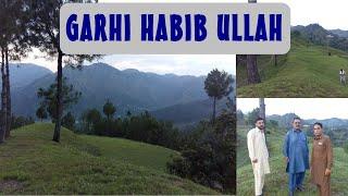 preview picture of video 'Garhi Habib Ullah_P2 | Un Explored Beauty | Meadow | Mansehra , Pak'