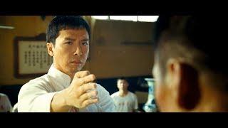 Боевая сцена, Донни Йен против Менг Ло/Ип ман против Мастер Ло
