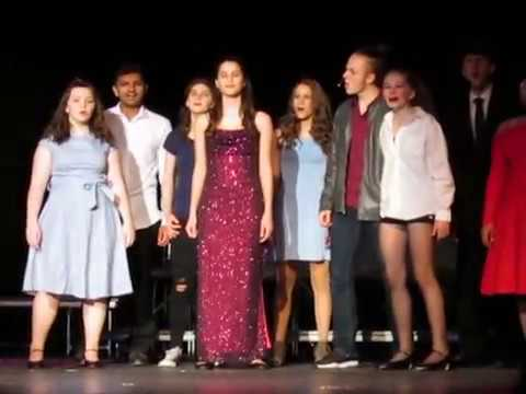 "16 year old Voice Student Darcy Caracciolo sings, ""This is Me,"" from Greatest Showman."