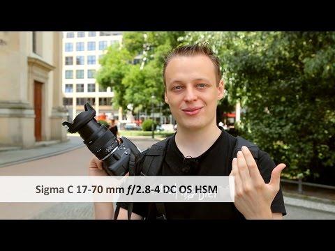 Sigma 17-70 mm Contemporary DC Makro OS HSM   Die Neuauflage des Klassikers im Test [Deutsch]