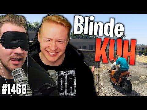 GTA 5 BLINDE KUH CHALLENGE