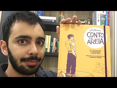 UNBOXING CONTO DE AREIA | Lançamento Pipoca e Nanquim | Real x Ficcional
