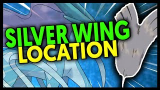 HOW TO GET THE SILVER WING ON POKEMON CRYSTAL