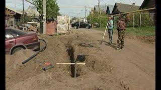 Ужасная смерть - землекоп оказался заживо погребён в траншее