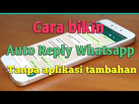 mp4 Auto Answer Wa, download Auto Answer Wa video klip Auto Answer Wa