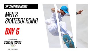 SKATEBOARDING | Day 5 - Highlights | Olympic Games - Tokyo 2020