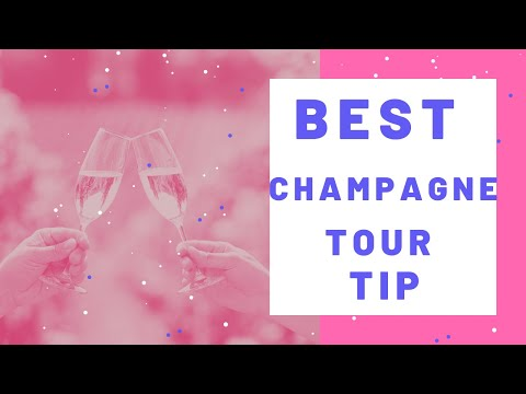 #Champagne Best Champagne tour tip #shorts