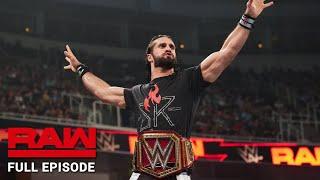 WWE Raw Full Episode, 10 June 2019