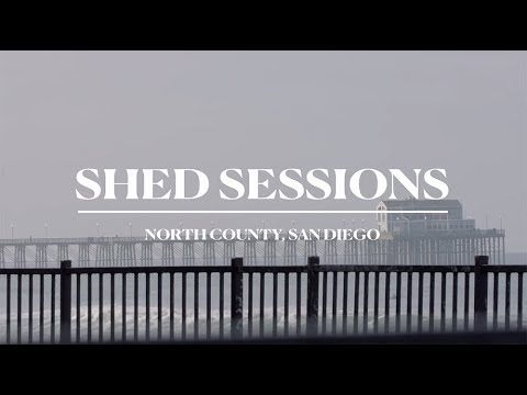 Joel Tudor And Friends Test Local Boards On Local Waves | Shed Sessions: North County San Diego