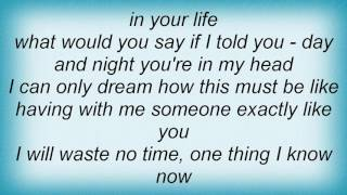 Basia - If Not Now Then When Lyrics