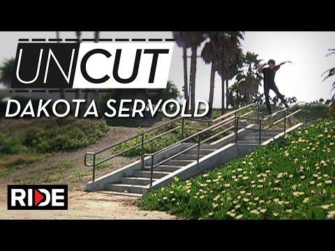 Dakota Servold's Part in the Foundation - WTF! Video - UNCUT