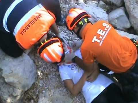 Innovative EMS Search & Rescue - Anaconda & NeXsplint Plus Extrication Devices