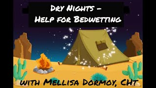 Dry Nights Kids Hypnosis - Help for Bedwetting - Enuresis