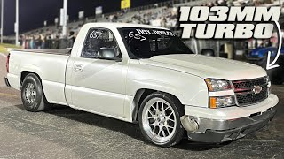 103mm Turbo Truck RIPS! by 1320Video