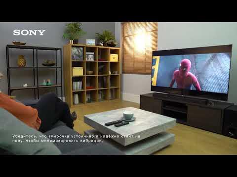 Саундбар HT-ZF9 видео 1