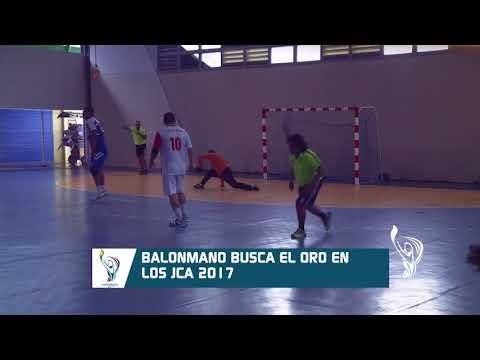 BALONMANO BUSCA EL ORO EN LOS JCA 2017