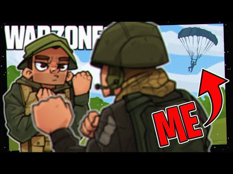 HOW IN THE WORLD did I win these games!? - Warzone