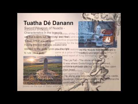Who was the Druid and the Tuatha Dé Danann? - смотреть