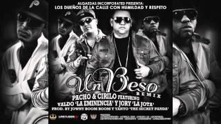 Video Un Beso (Remix) de Pacho y Cirilo