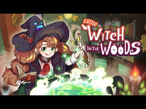 Little Witch in the Woods Will Launch on Xbox Game Pass