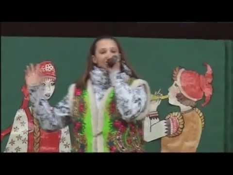 Русский Стилль Катя Денисова А вишня красная, Белая сирень 2015