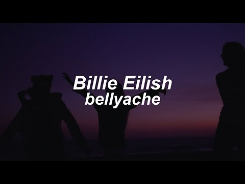 bellyache // Billie Eilish (Lyrics)