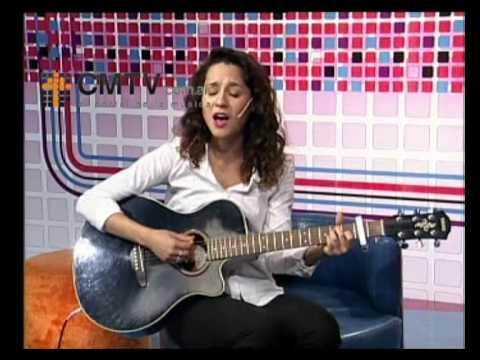 Daniela Herrero video Juntos a la par - Acústico 2012