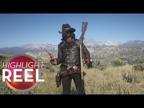 Red Dead Gunspinner Takes It To The Next Level