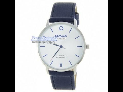 Видео обзор наручных часов OMAX HX01P64I