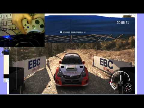 Highly noticeable input lag with 360 controller :: DiRT Rally Tech
