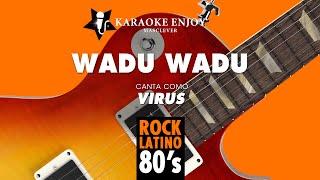 Wadu Wadu - Virus (Versión cover Karaoke con letra pintada)