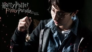 Harry Potter Friday Parody by The Hillywood Show®
