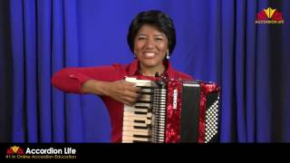 How to Play the Accordion: Lesson #1 - Getting started with the Accordion