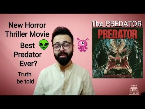 The Predator review in English – latest horror action thriller movie – good or bad?