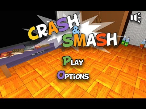 Video of Cat simulator - Crash & smash