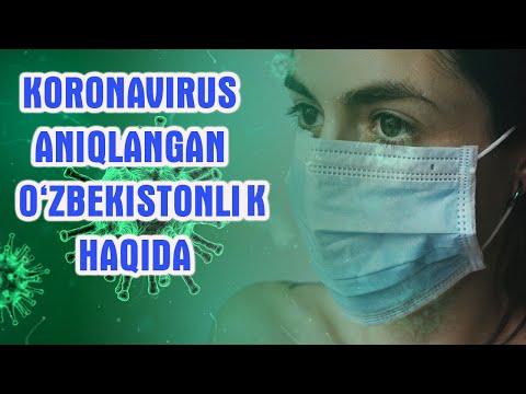 Koronavirus aniqlangan o'zbekistonlik ayol oliy toifali shifokor ekani ma'lum qilindi