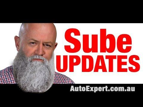 2018 Subaru Outback & Liberty Review | Auto Expert John Cadogan | Australia