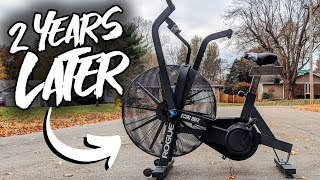 The TRUTH About Rogue Echo Bike After 2 Years...