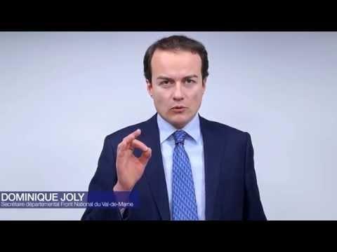 Val-de-Marne : Dominique Joly (FN) dénonce la préférence étrangère