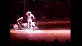 LUCKY AND PRINCE BACK IN THE DAY IN UNIVERSOUL CIRCUS.avi