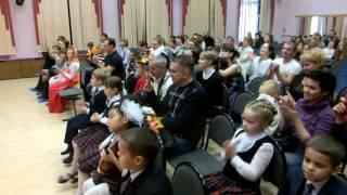 День открытых дверей в Московской школе № 672 28 ноября 2015