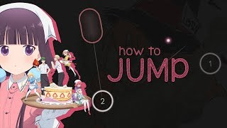osu! How to Jumps