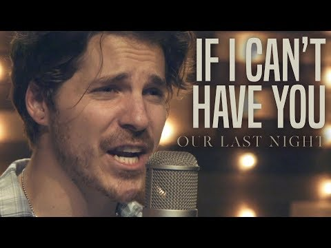 """Shawn Mendes - """"If I Can't Have You"""" (Rock Cover by Our Last Night)"""