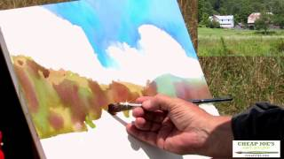 Plein Air Painting with Frank Francese - Painting the Plein Air Scene (Part5)
