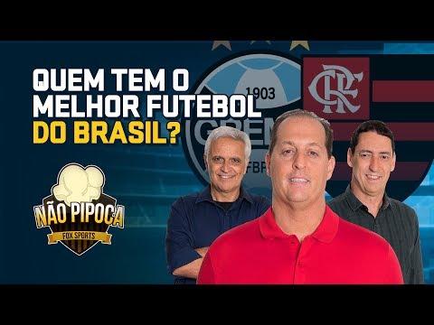 Flamengo ou Grêmio? Time FOX Sports elege melhor time do Brasil com direito a goleada!– Não Pipoca#6