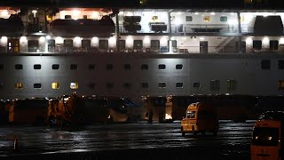 American passengers on quarantined ship off Japan to disembark