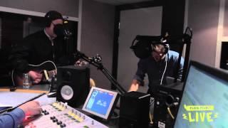 Johndoe Live på Radio Revolt: Live