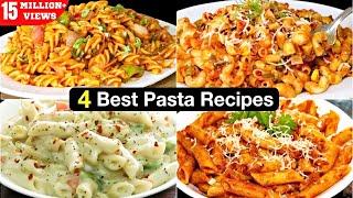 Indian Style Pasta Recipe   4 लाजवाब और क्रीमी पास्ता झटपट बनाये इस आसान तरीके से   Kids Lunch Box