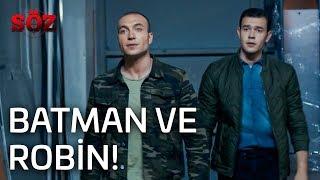 Söz | 45.Bölüm - Batman Ve Robin!